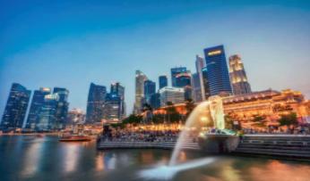 十月,带你一起去新加坡!