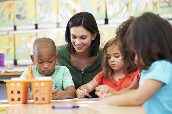 移民美国EB-1C项目:美国幼儿园